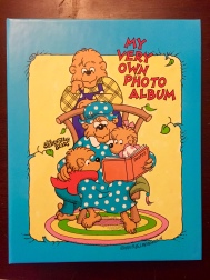 The Berenstain Bears: My Very Own Photo Album (Antioch, 1991)