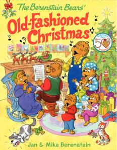 Berenstain-Bears-Old-Fashioned-Christmas