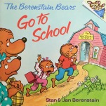 The Berenstain Bears Go to School (Pictureback Book / First Time Books)