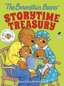 The Berenstain Bears Storytime Treasury (Dover)