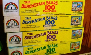 Random House Berenstain Bears puzzles