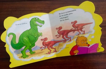 Berenstain Bears Jurassic World