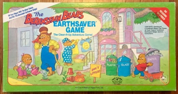 The Berenstain Bears Learn to Share Game - Nights And Weekends