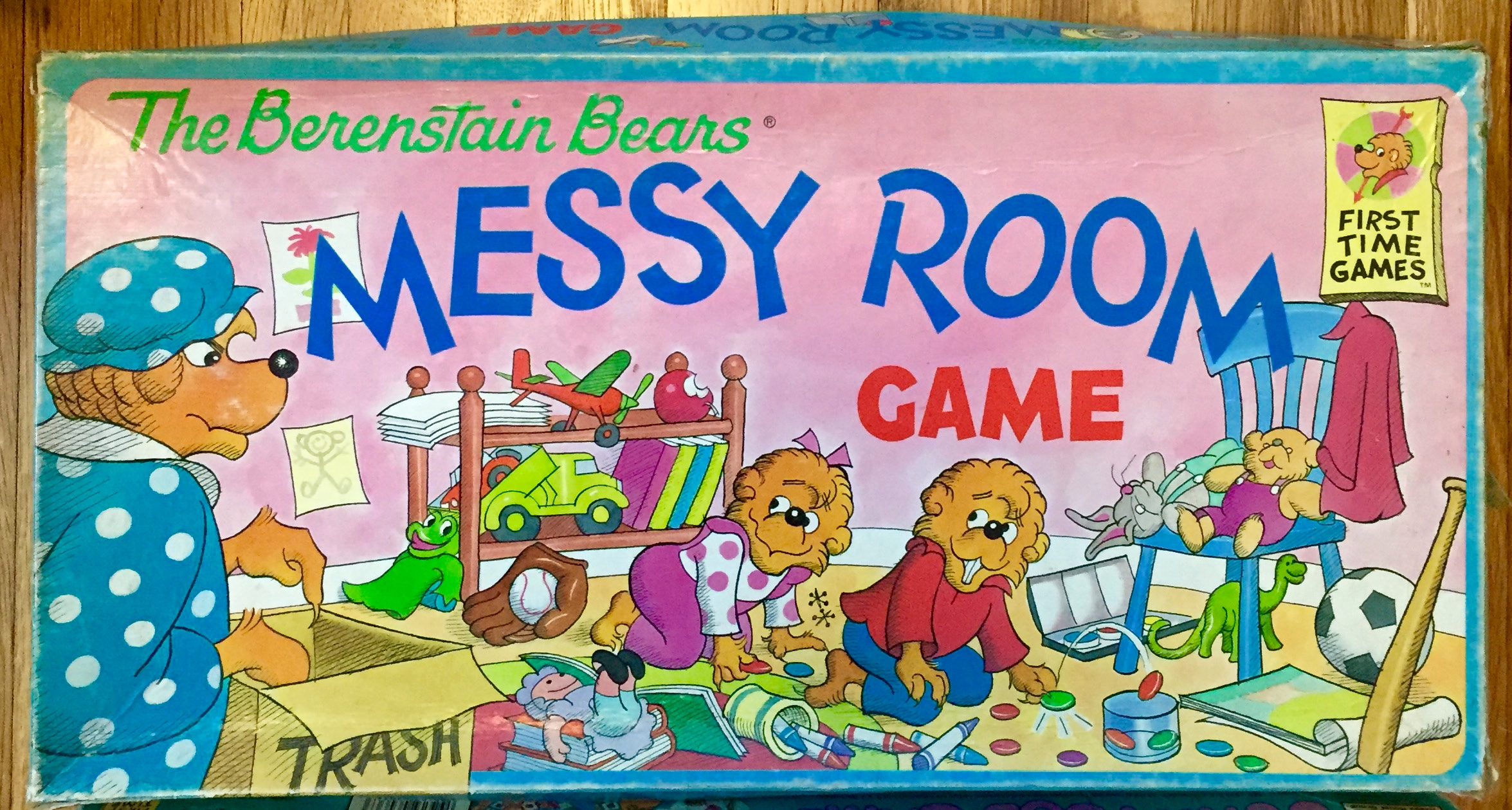 berenstain bears board games, card games, and playsets – berenstain