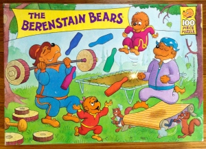 Berenstain Bears Get Fit (Random House, 1988)