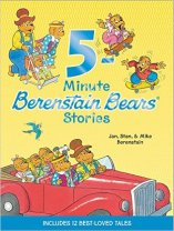 berenstain bears 5 minute stories