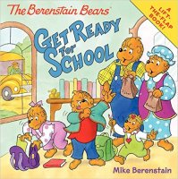 berenstain get ready for school