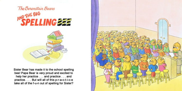 Big Spelling Bee