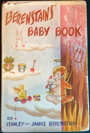 The Berenstains' Baby Book (Macmillan, 1951)
