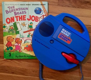 The Berenstain Bears on the Job, Texas Instruments Magic Touch Speaking Reader Library