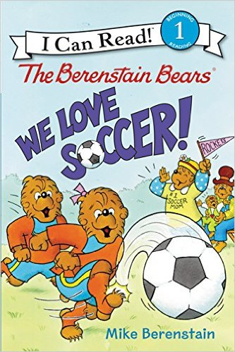we love soccer jan 5 i can read harper